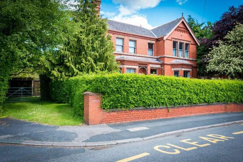 5 Bedrooms Detached House for sale in Park Road, Prescot