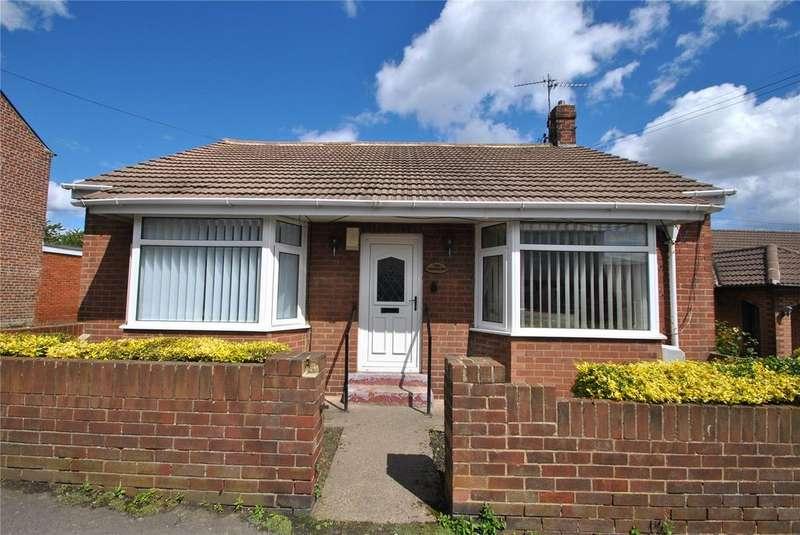 2 Bedrooms Detached Bungalow for sale in Coronation Street East, Murton, Co Durham, SR7