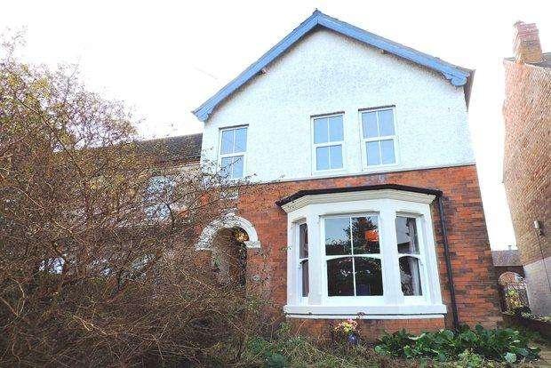 3 Bedrooms Detached House for sale in Warren Avenue, Stapleford, Nottingham, NG9