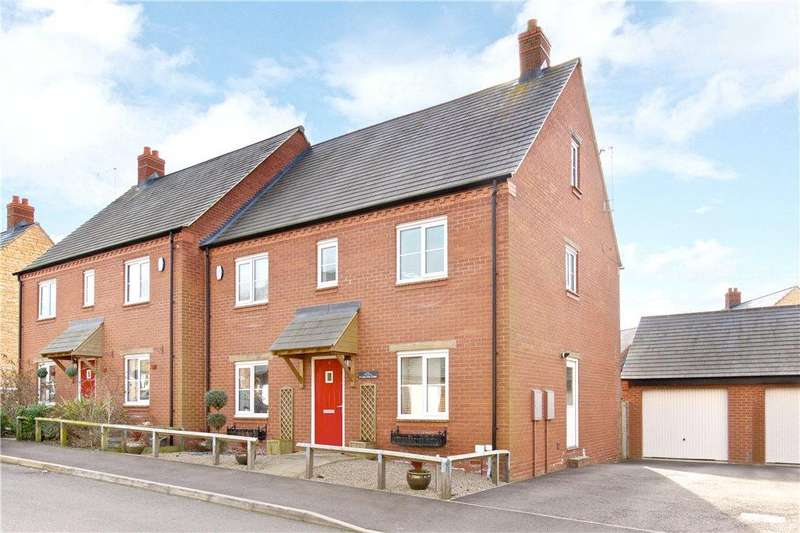 5 Bedrooms House for sale in Lime Kiln Close, Silverstone, Towcester, Northamptonshire