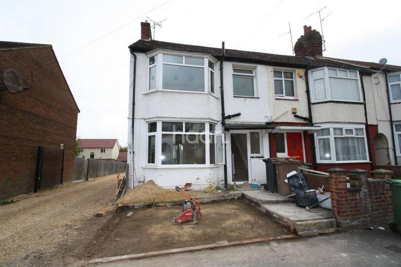 3 Bedrooms End Of Terrace House for sale in Refurbished in the poets