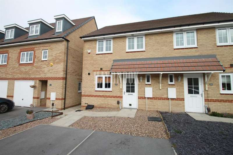 3 Bedrooms Semi Detached House for sale in Brownlee Close, Brinsworth
