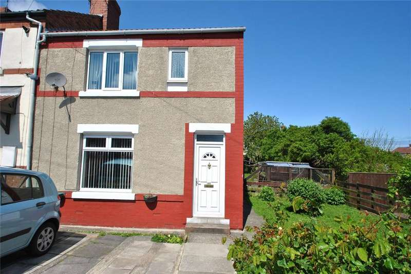 3 Bedrooms End Of Terrace House for sale in The Avenue, Seaham, Co.Durham, SR7