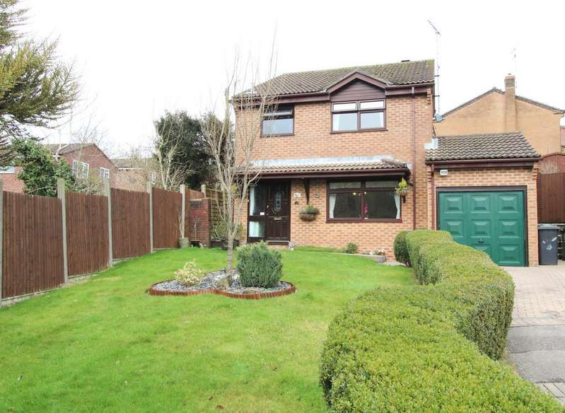 3 Bedrooms Detached House for sale in Chervil Close, Horndean