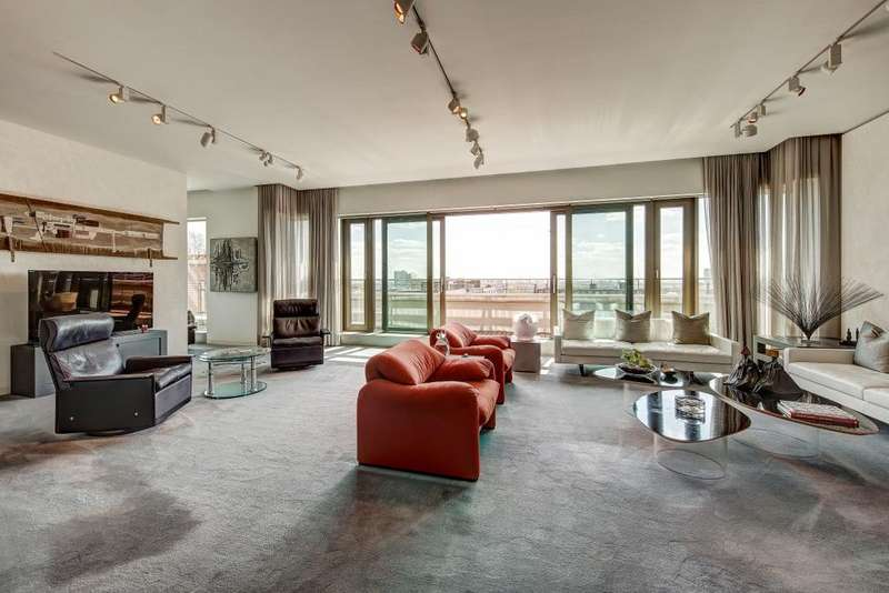 3 Bedrooms Flat for sale in Thornwood Gardens, London. W8