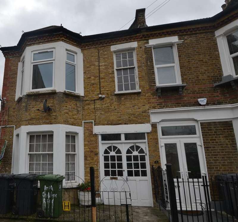2 Bedrooms Flat for sale in Childeric Road London SE14