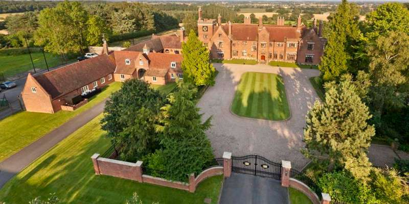 7 Bedrooms House for sale in Honiley, Kenilworth. CV8