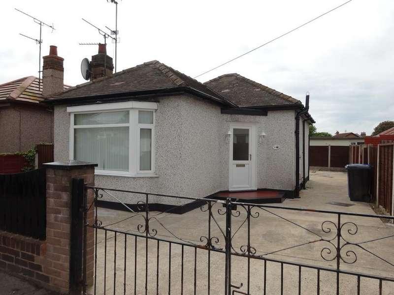 2 Bedrooms Detached Bungalow for sale in Cheltenham Avenue, Rhyl