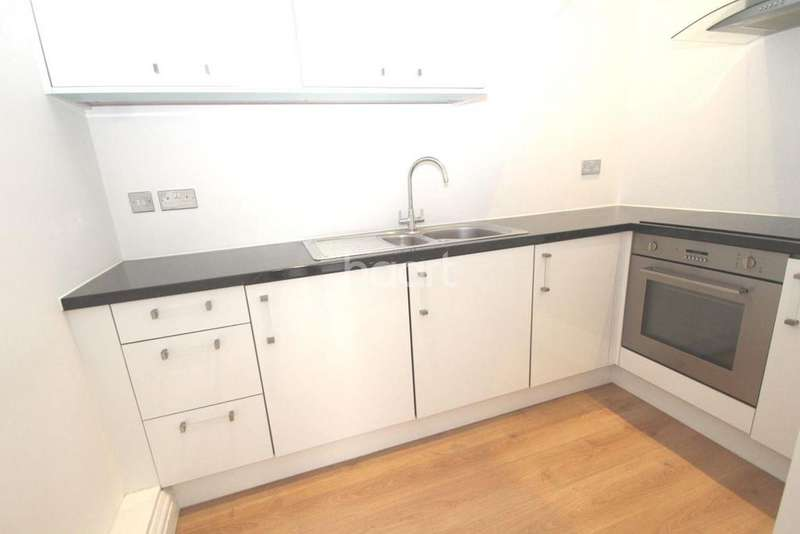 1 Bedroom Flat for sale in Caistor Drive, Lincoln, LN4