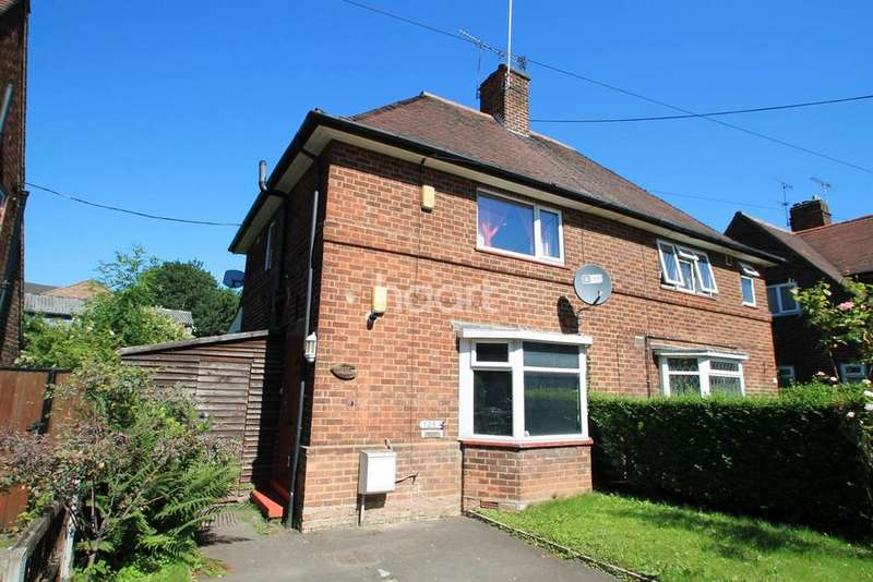 1 Bedroom Flat for sale in The Wells Road, Nottingham