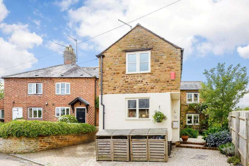3 Bedrooms Cottage House for sale in Manor Road, Mears Ashby, Northampton, NN6