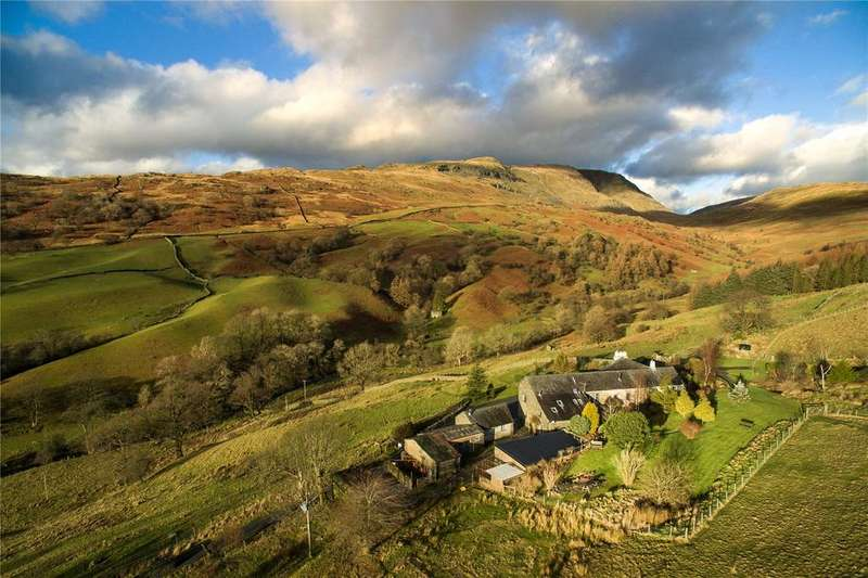 7 Bedrooms Unique Property for sale in Stockghyll Lane, Ambleside, Cumbria, LA22