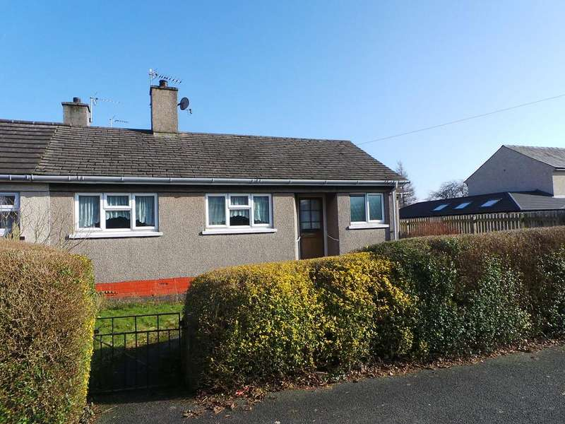 1 Bedroom Semi Detached Bungalow for sale in Appletree Road, Ulverston