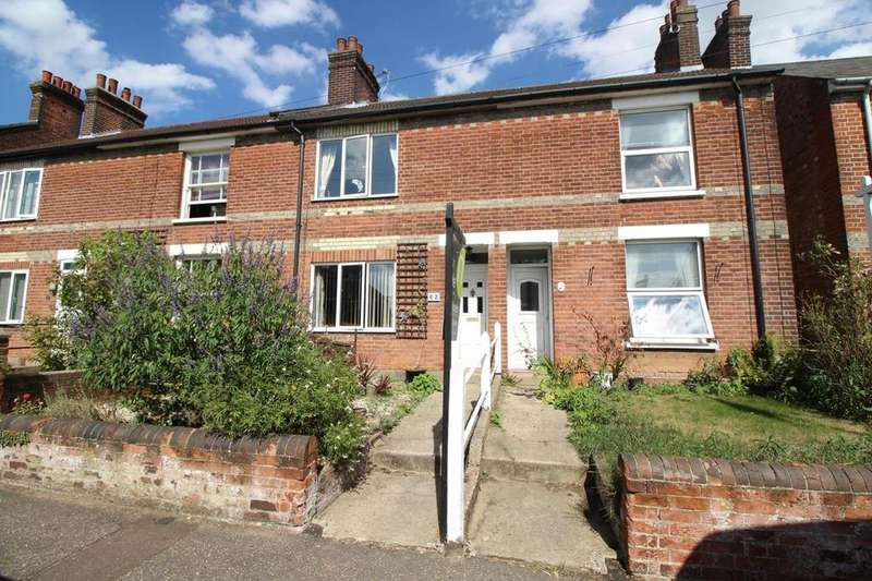 3 Bedrooms Terraced House for sale in Old Heath Road, Colchester, Essex, CO1