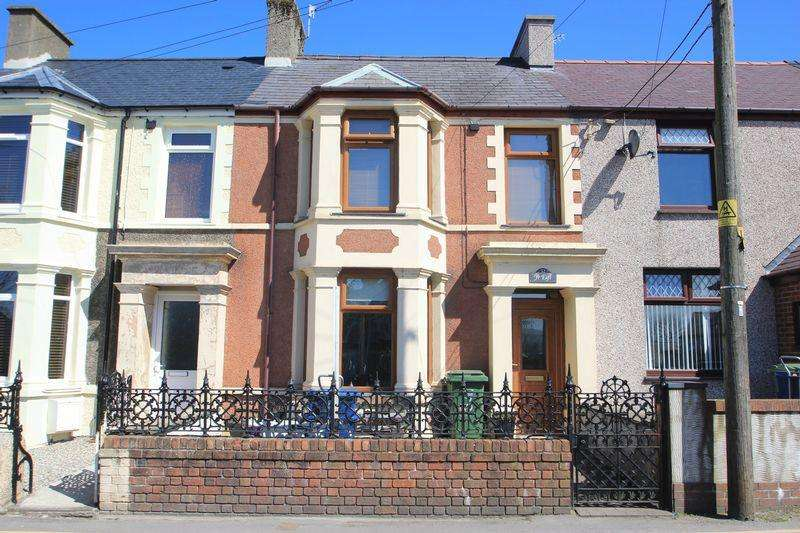 3 Bedrooms Terraced House for sale in Penygroes, Gwynedd