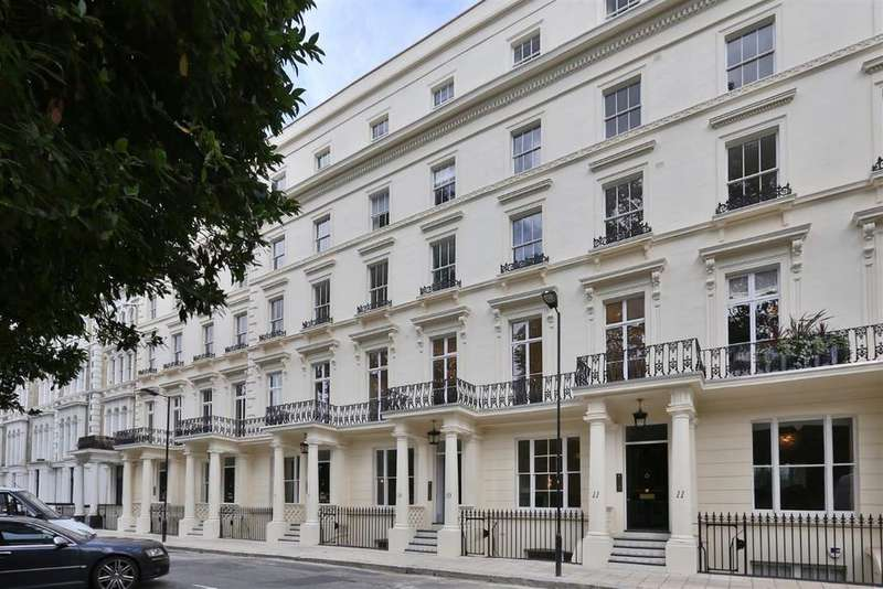 3 Bedrooms Flat for sale in Leinster Square