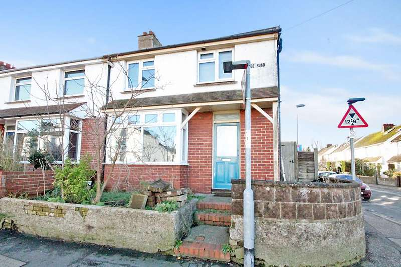3 Bedrooms End Of Terrace House for sale in Hebe Road, Shoreham-by-Sea, BN43 5WE