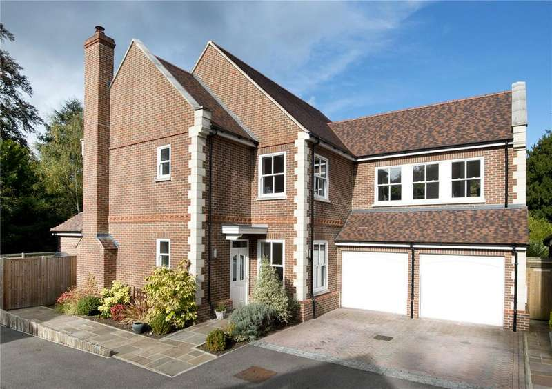 4 Bedrooms Detached House for sale in Fountains Park, Westerham Road, Westerham, Kent, TN16