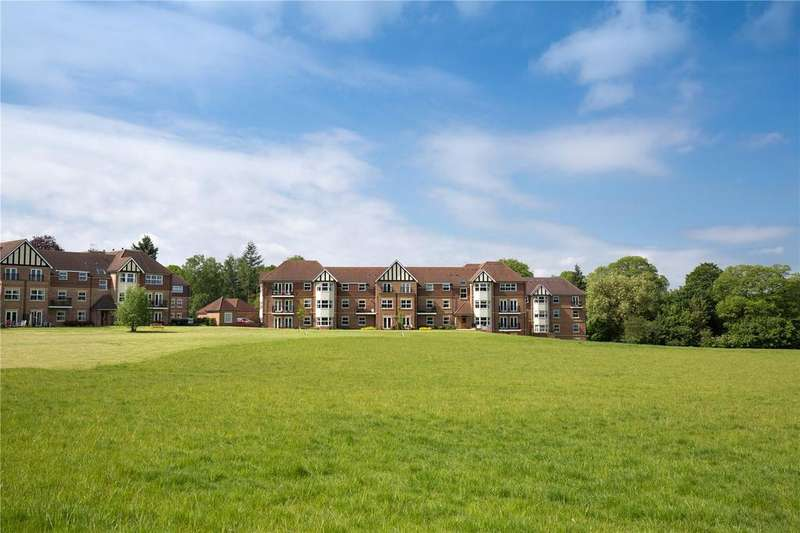 2 Bedrooms Retirement Property for sale in Cavendish House, 3-4 Tudor Court, Liphook, Hampshire, GU30