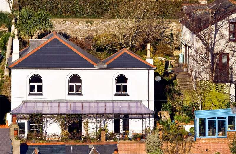 5 Bedrooms Unique Property for sale in North Ford Road, Dartmouth, Devon, TQ6