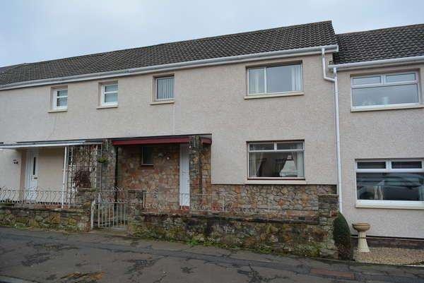 2 Bedrooms Terraced House for sale in 5 Glenshee Terrace, Hamilton, ML3 8ED