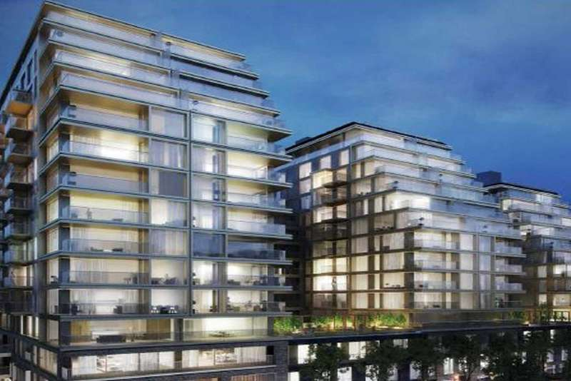 1 Bedroom Apartment Flat for sale in Royal Mint Gardens, E1