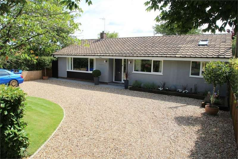 3 Bedrooms Detached Bungalow for sale in Chapel Road, Fingringhoe, Essex