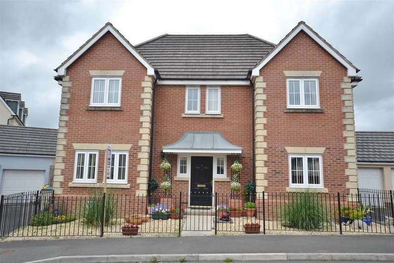 4 Bedrooms Detached House for sale in Meysydd Y Coleg, Carmarthen