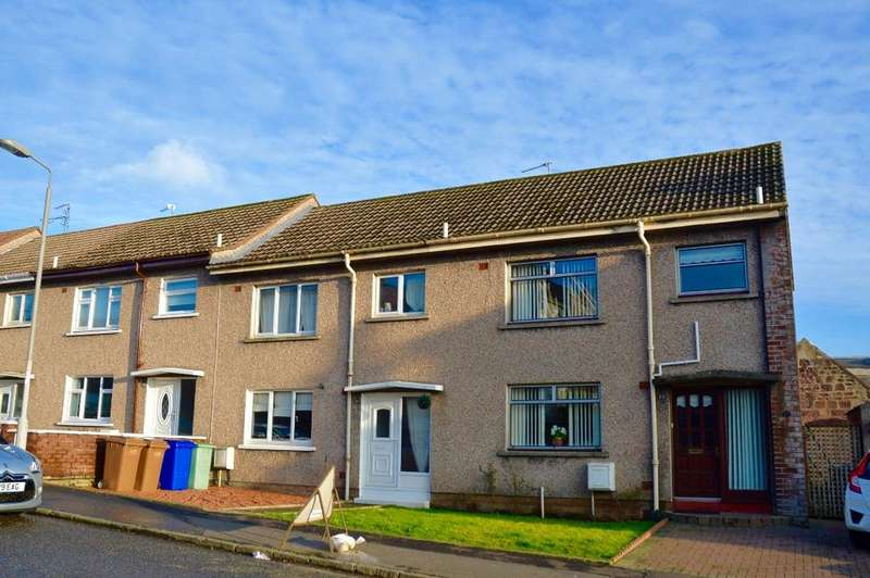 3 Bedrooms Terraced House for sale in Ladywell Road, Maybole, Ayrshire, KA19 7BE