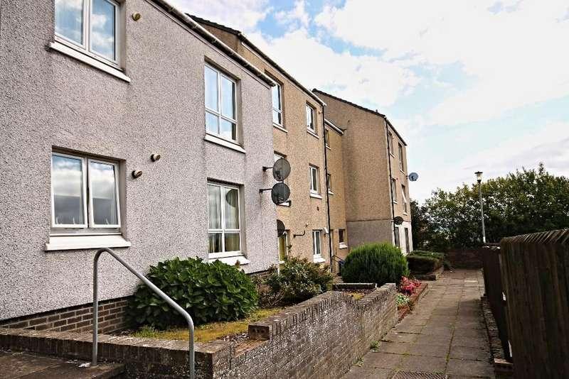 1 Bedroom Flat for sale in Bryants Close, Maybole, Ayrshire, KA19 7JA