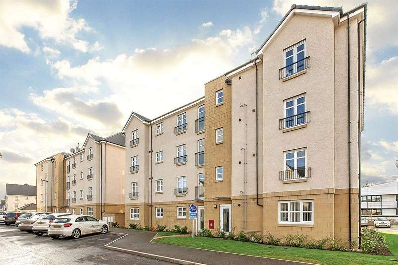 2 Bedrooms Flat for sale in 4/4 Fairfield Gardens, Edinburgh, EH10