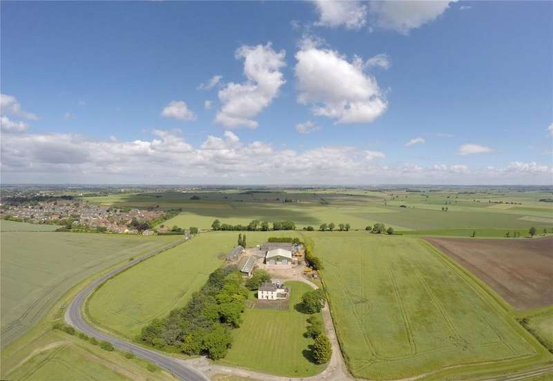 4 Bedrooms Unique Property for sale in Melwood Grange Farm, Epworth, Lincolnshire, DN9