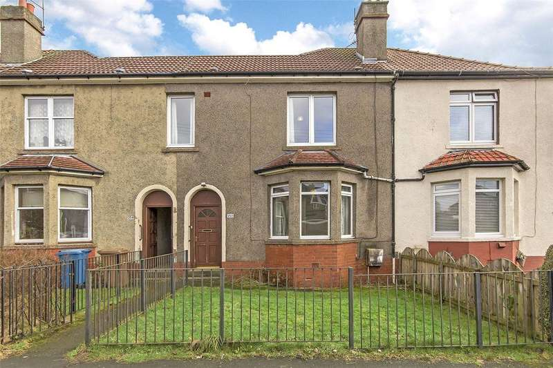 3 Bedrooms Terraced House for sale in 250 Tweedsmuir Road, Hillington, Glasgow, G52