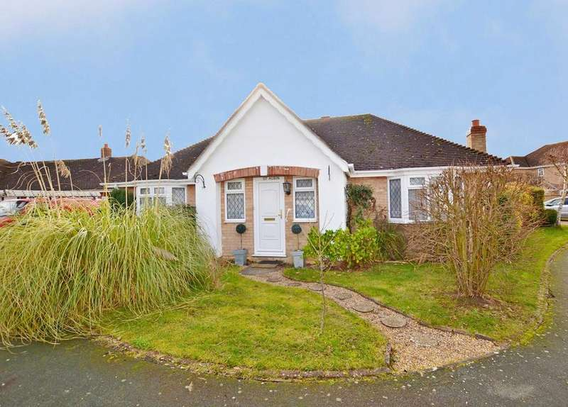 3 Bedrooms Detached Bungalow for sale in Blackthorn Way, Leavenheath, Colchester, CO6