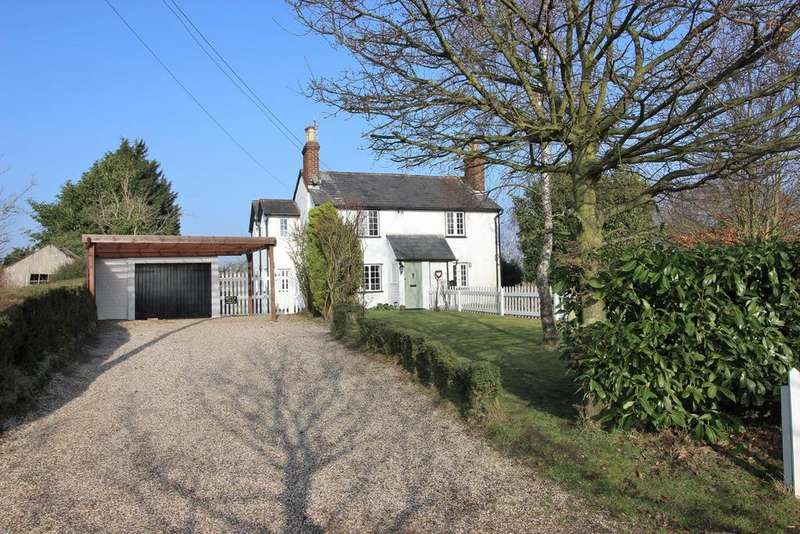 3 Bedrooms Semi Detached House for sale in Daisleys Lane, Little Waltham, Chelmsford, Essex, CM3