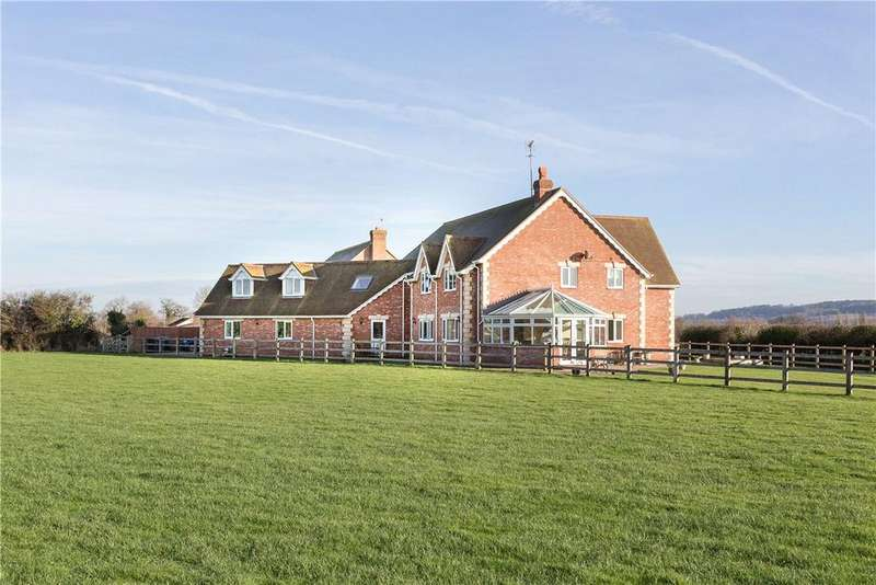 5 Bedrooms Equestrian Facility Character Property for sale in The Barton, Clyffe Pypard, Swindon, Wiltshire, SN4