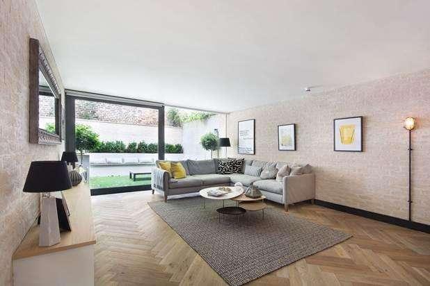 2 Bedrooms Flat for sale in Garway Road, London, W2