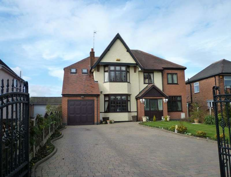 5 Bedrooms Detached House for sale in Derby Road, Risley, Derby, DE72