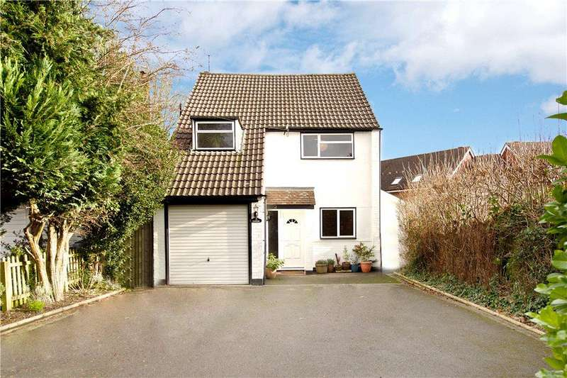 4 Bedrooms Detached House for sale in Clarendon Road, Prestwood, Great Missenden, Buckinghamshire