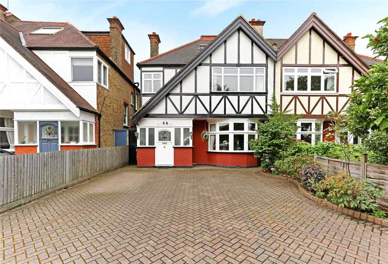 7 Bedrooms Semi Detached House for sale in Cleveland Road, Ealing, W13