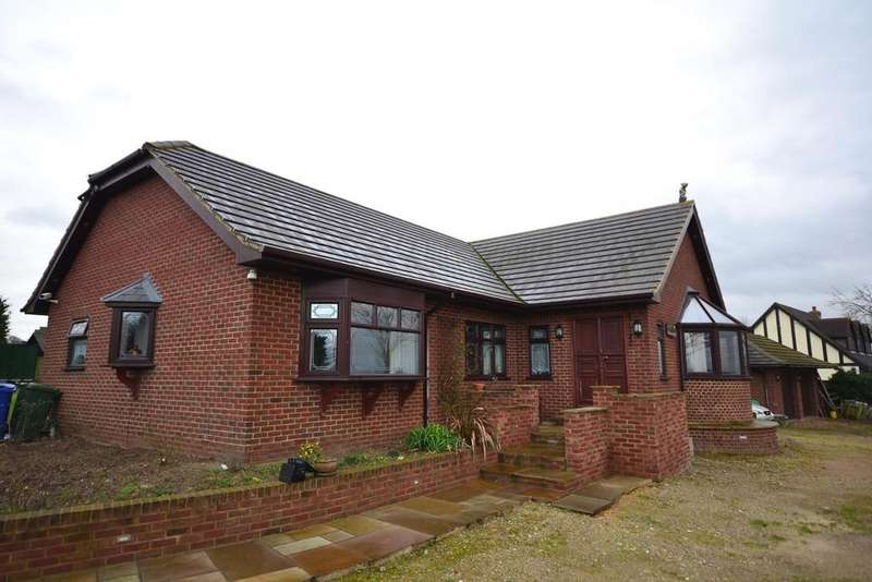 3 Bedrooms Detached Bungalow for sale in Lower Dunton Road, Horndon-On-The-Hill, Stanford-Le-Hope, Essex, SS17