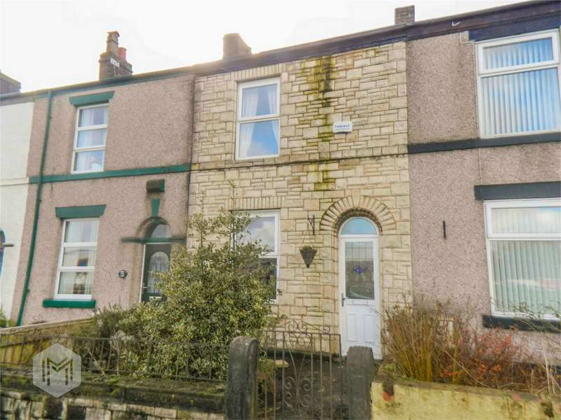 2 Bedrooms Terraced House for sale in Bury Road, Breightmet, Bolton, Lancashire