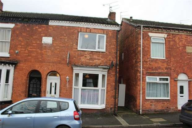3 Bedrooms Semi Detached House for sale in William Street, Winsford, Cheshire