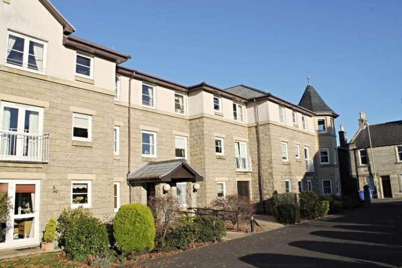 1 Bedroom Flat for sale in Dalblair Court, Dalblair Road, Ayr, Ayrshire, KA7 1UJ