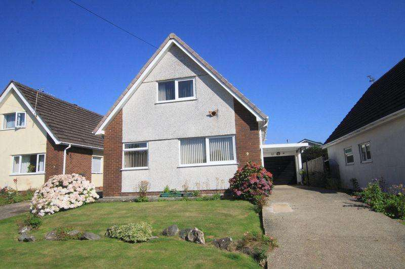 3 Bedrooms Detached House for sale in Menai Bridge, Anglesey
