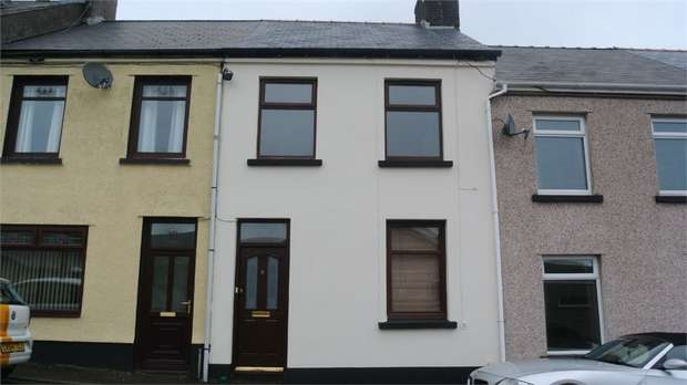 3 Bedrooms Terraced House for sale in Lower Waun Street, Blaenavon, PONTYPOOL, Torfaen