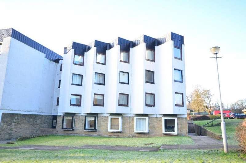 1 Bedroom Apartment Flat for sale in Brandon House, The Furlongs, Hamilton, South Lanarkshire, ML3 0DJ