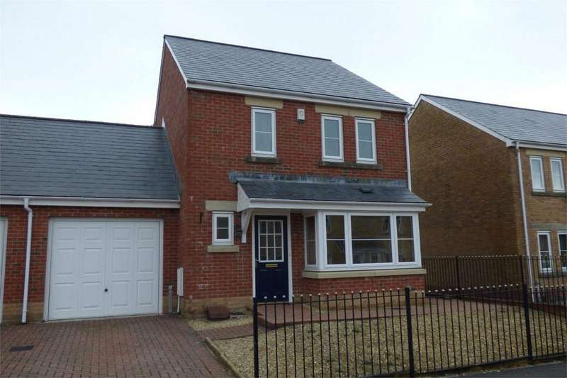 3 Bedrooms Detached House for sale in 33 Clos Ael-Y-Bryn, Penygroes, Llanelli, Carmarthenshire