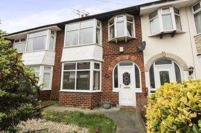 3 Bedrooms Terraced House for sale in Rosedale Avenue, Blackpool, Lancashire, England, FY4