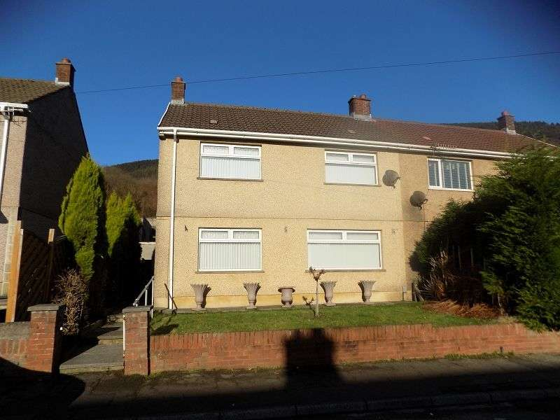 3 Bedrooms Semi Detached House for sale in Heol Tabor , Cwmavon, Port Talbot, Neath Port Talbot. SA12 9PS